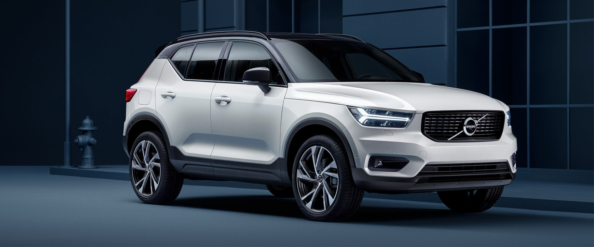 Volvo First Ever XC40 For Sale In Warwick Farm - Volvo Cars