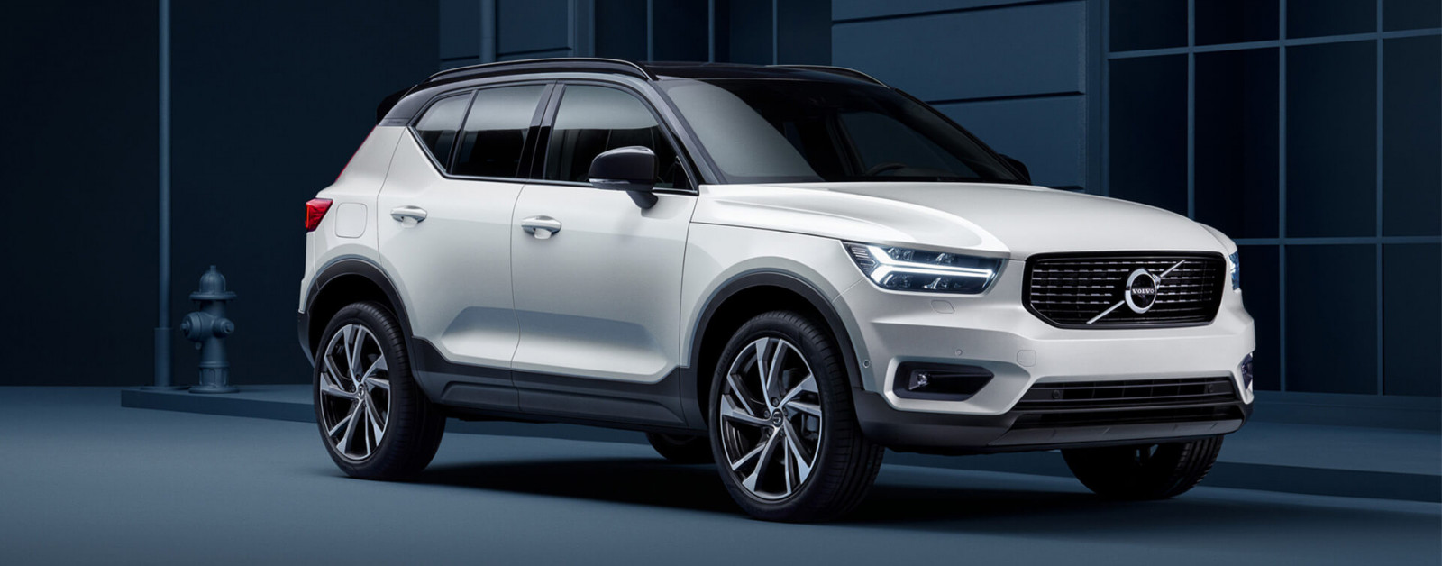 First Ever XC40