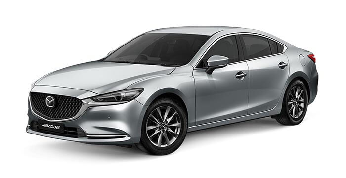 2019 Mazda 6 GL Series Touring Sedan Sedan