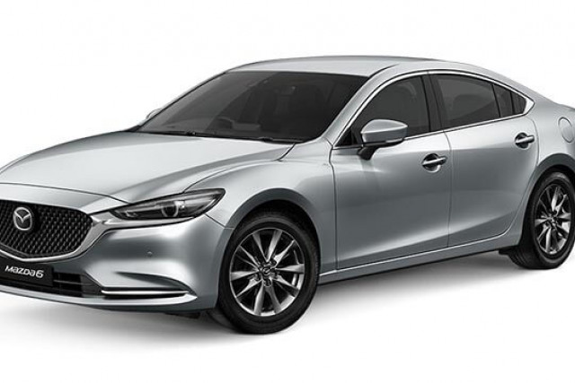 2018 Mazda 6 GL Series Touring Sedan Sedan