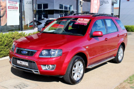2011 Ford Territory SY MKII TS Wagon Mobile Image 1