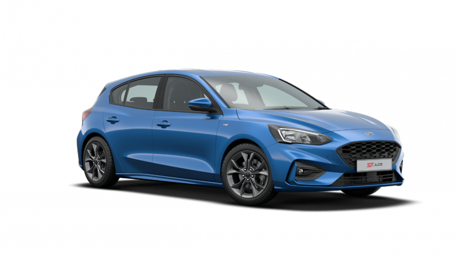 2020 MY20.25 Ford Focus SA ST-Line Hatch Hatchback Image 1