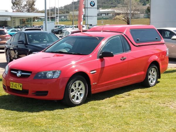 2010 Holden Ute VE MY10 OMEGA Utility