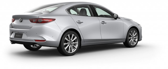 2020 Mazda 3 BP G25 Astina Sedan Sedan Mobile Image 12