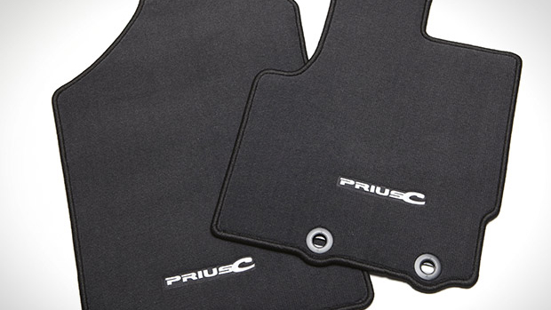 Carpet Floor Mats - Front & Rear Set