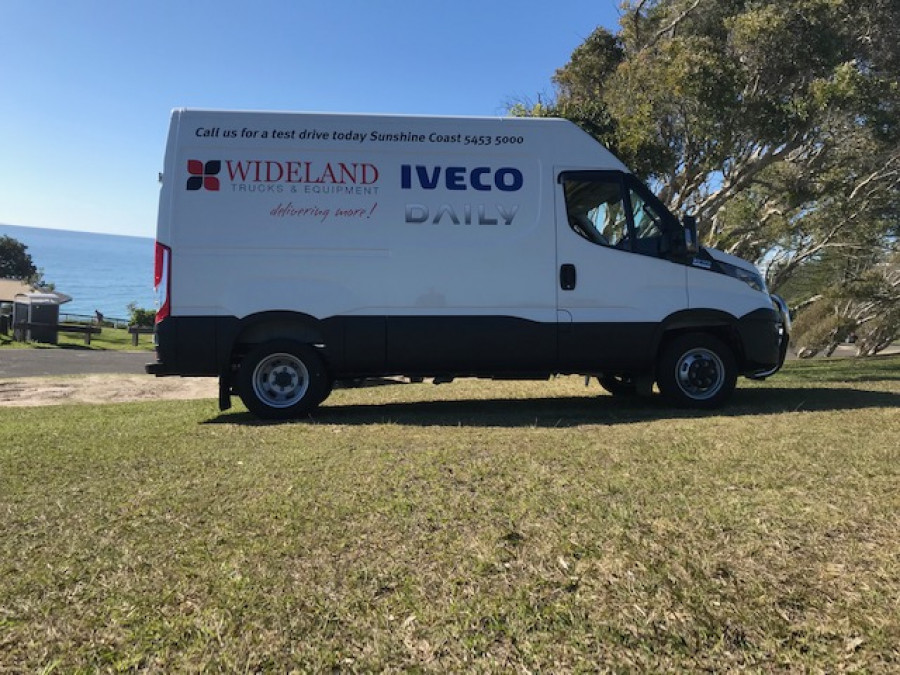2020 Iveco 50c17a  Daily Van Van Image 8