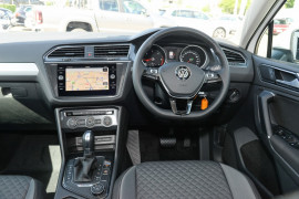 2017 MY18 Volkswagen Tiguan 5N Comfortline Wagon