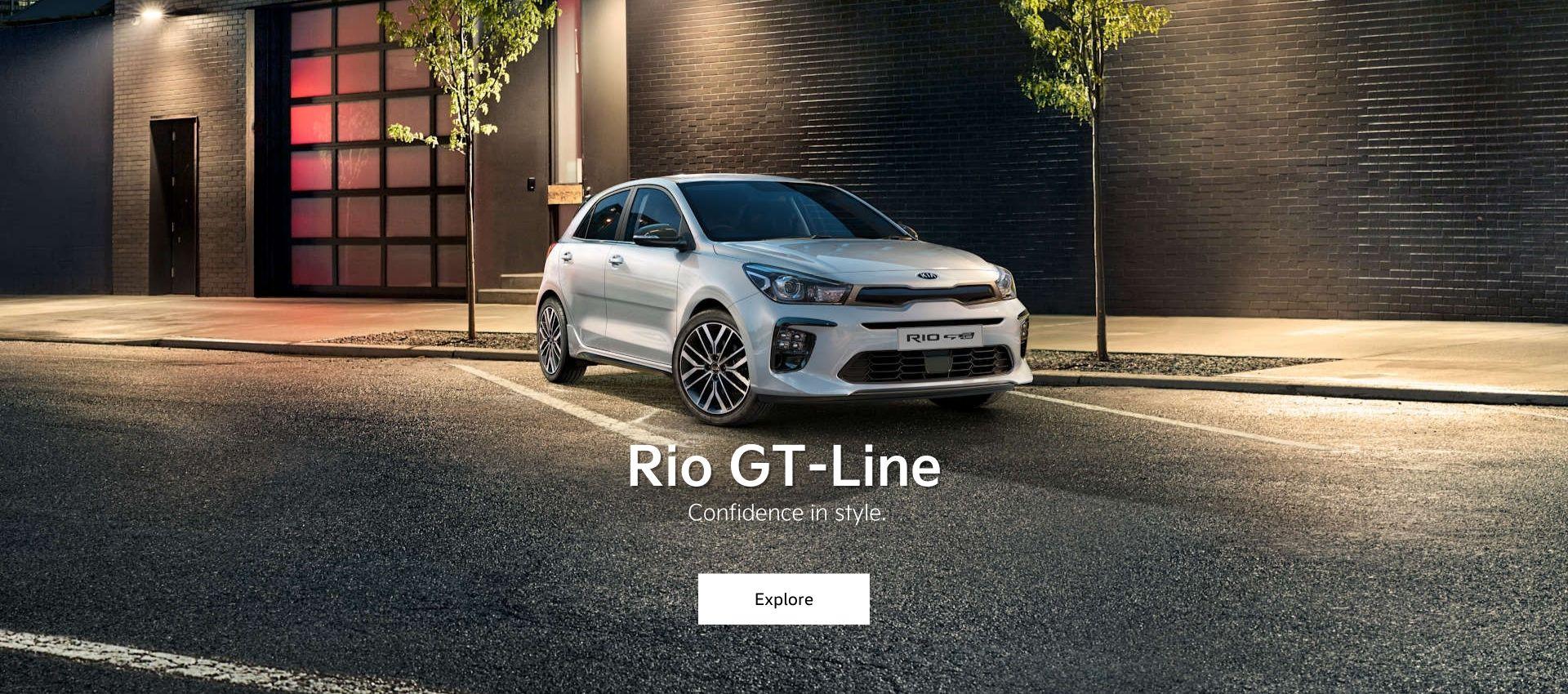 Rio GT-Line