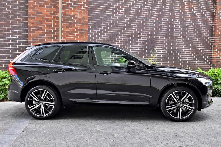 2020 Volvo XC60 UZ T6 R-Design Suv Mobile Image 4