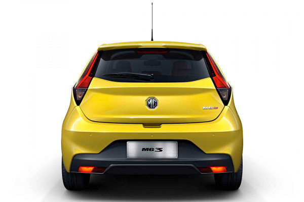 2021 MG MG3 SZP1 Excite Hatch Image 4