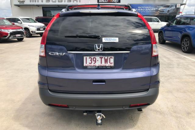 2014 Honda CR-V RM  DTi-L Suv Image 4