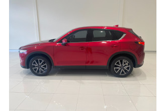 2018 Mazda CX-5 KF4W2A Tw.Turbo Akera Suv Image 2