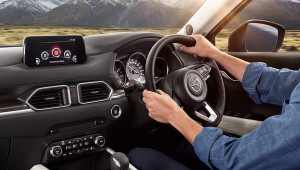 CX-5 YOUR WORLD AT YOUR FINGERTIPS
