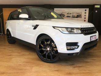 2017 Land Rover Range Rover Sport L494 MY17 TDV6 SE Suv