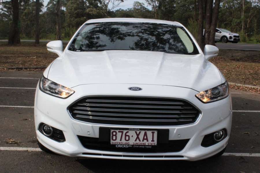 2016 Ford Mondeo Trend Image 3