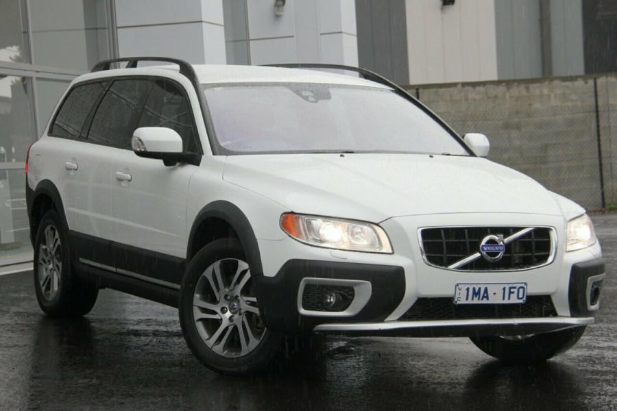 2012 Volvo XC70 BZ MY12 D5 Geartronic Teknik Wagon