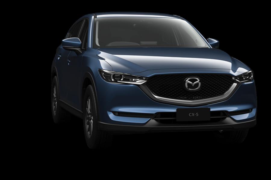 2020 Mazda CX-5 Maxx Sport