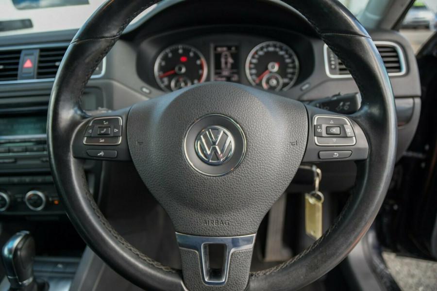 2012 MY12.5 Volkswagen Jetta 1B MY12.5 118TSI DSG Sedan Image 11