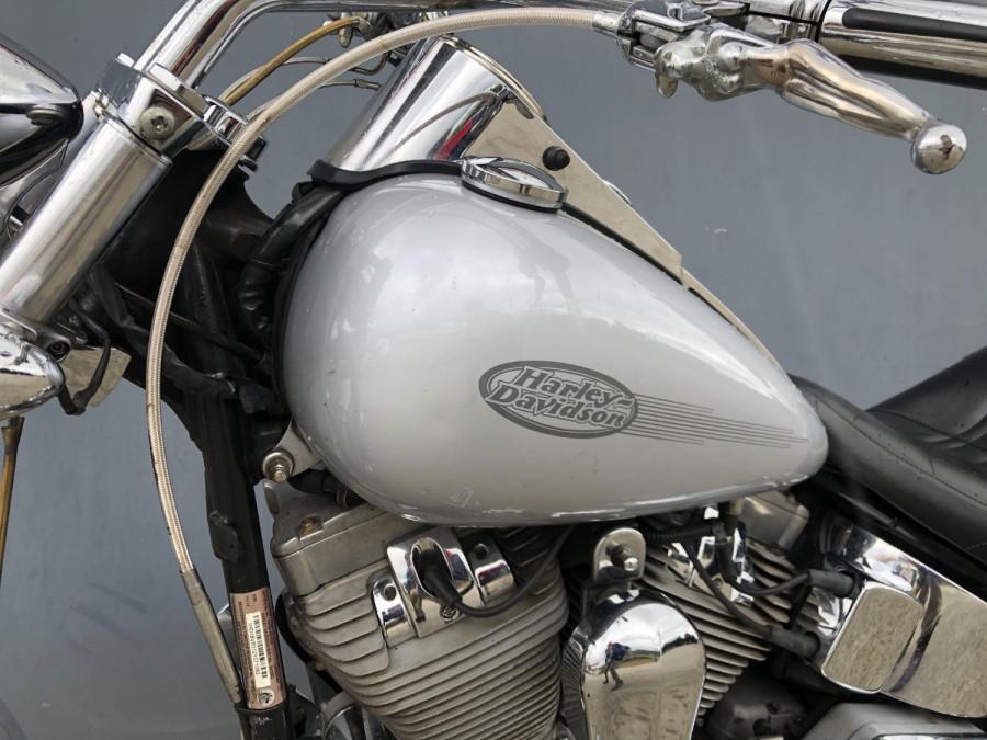 2002 Harley Davidson Softail FXST Standard Motorcycle Image 22
