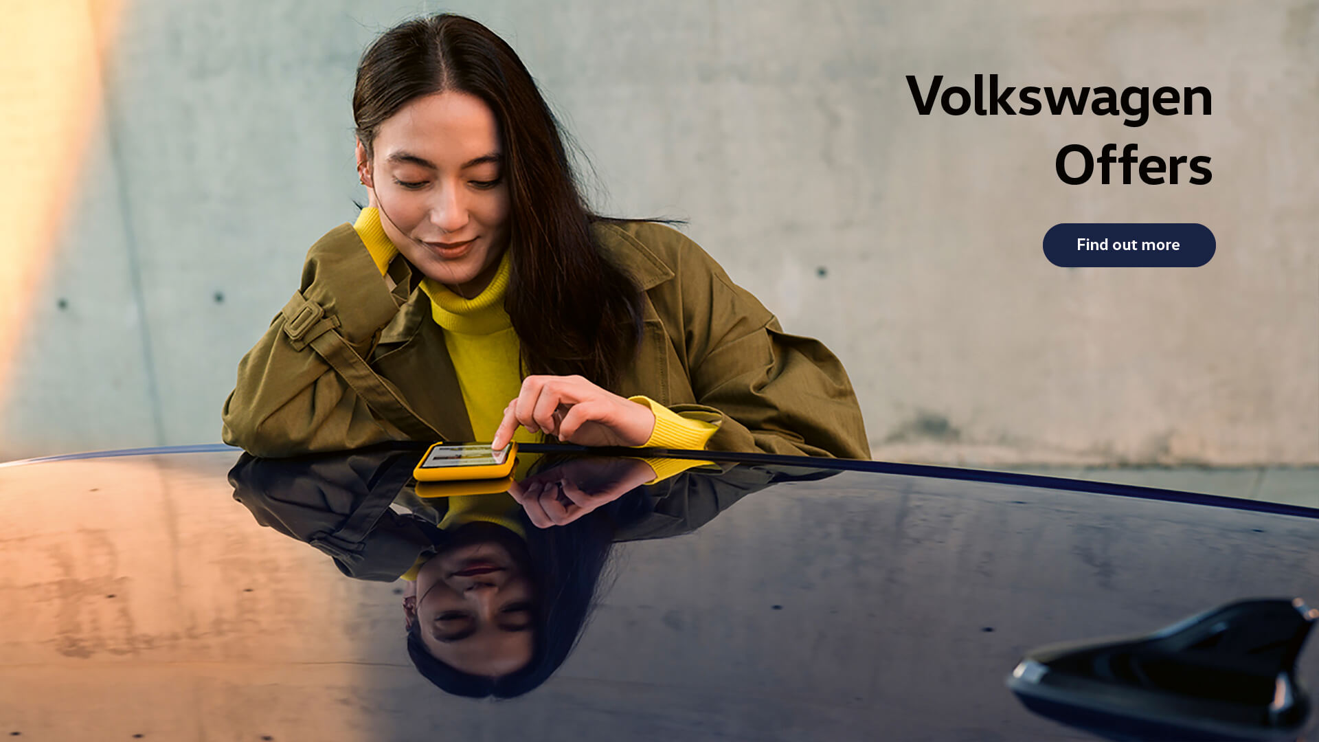 Volkswagen Offers - Find out more