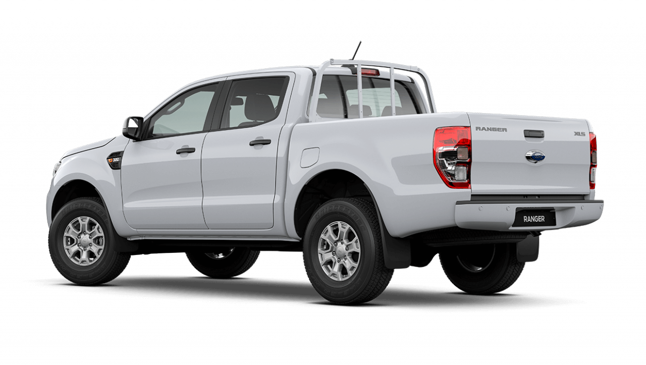 2020 MY20.75 Ford Ranger PX MkIII XLS Utility Image 6