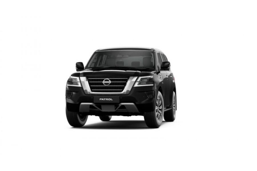 2021 Nissan Patrol Y62 Series 5 Ti Suv