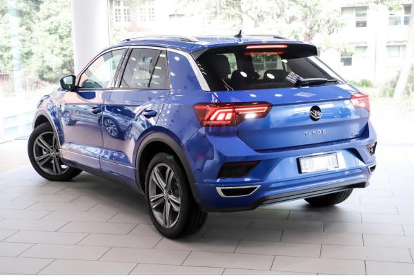 2021 Volkswagen T-Roc A1 140TSI Sport Suv Image 2