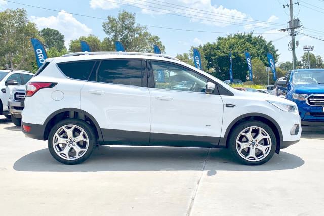 2017 MY17.5 Ford Escape ZG Titanium AWD Wagon