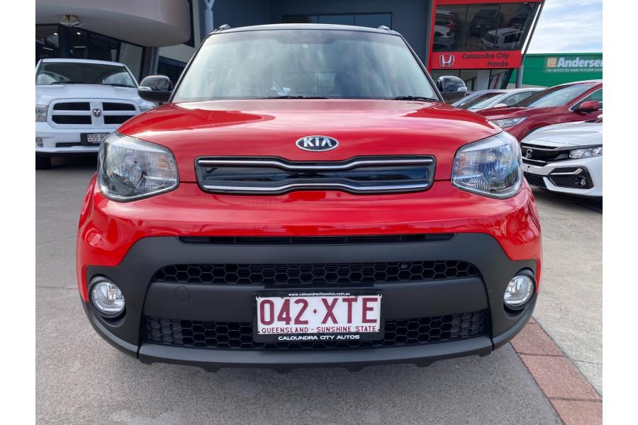 2017 MY18 Kia Soul PS  Si Hatchback