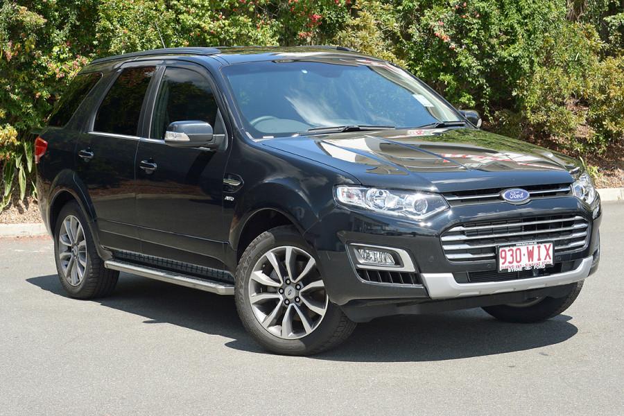 Demo 2015 Ford Territory Titanium AWD #NPKL - Byrne Ford