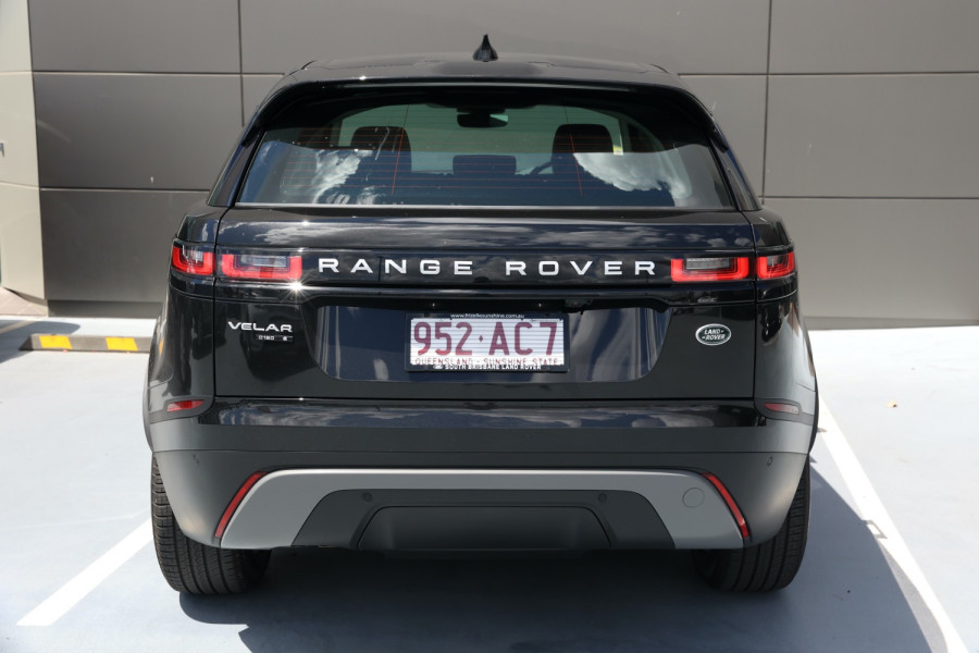 2020 Land Rover Range Rover Velar Suv Image 4