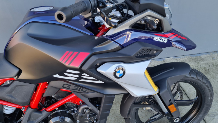 2021 BMW G 310 GS G G 310 GS Motorcycle Image 15