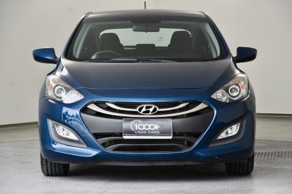 2013 Hyundai I30 GD Active Hatchback Image 2
