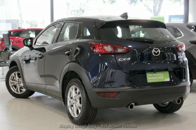2020 MY0  Mazda CX-3 DK Maxx Sport Suv Mobile Image 3