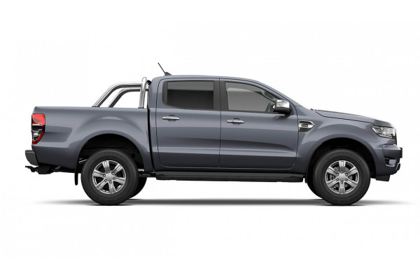 2021 MY21.75 Ford Ranger PX MkIII XLT Hi-Rider Double Cab Utility Image 3