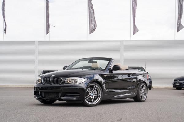 BMW 1 Series 135i E88 LCI MY11