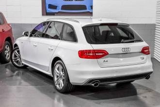 2014 Audi A4 B8 MY15 S Line Wagon Image 2