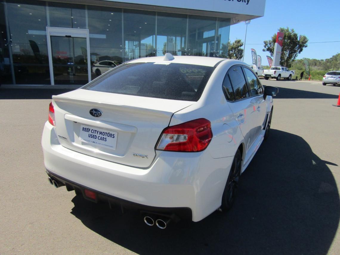 2014 MY15 Subaru WRX V1 MY15 PREMIUM Sedan Image 6