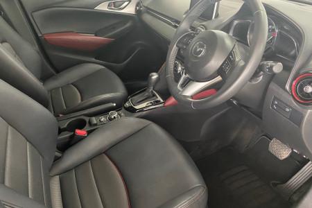 2015 MY16 Mazda CX-3 DK2W7A sTouring Suv