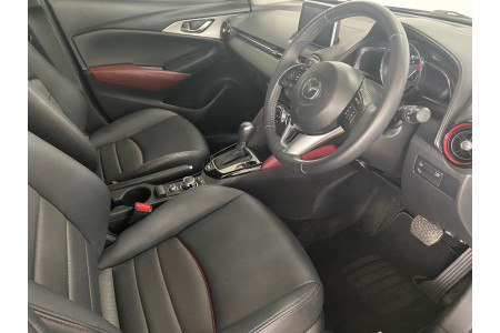 2015 MY16 Mazda CX-3 DK2W7A sTouring Suv Image 4