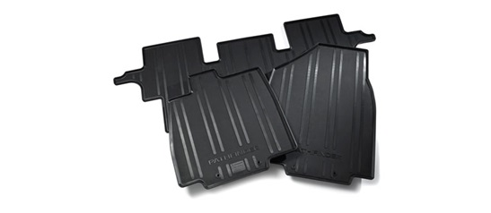 All-Weather Floor Mats (Rear)