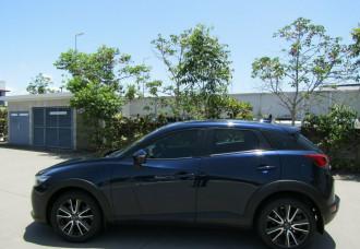 2015 Mazda CX-3 DK2W7A sTouring SKYACTIV-Drive Suv