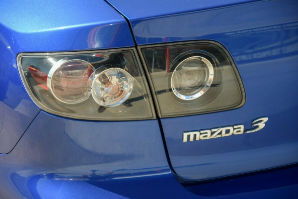 2009 MY08 Mazda 3 BK10F2 MY08 Neo Sport Sedan Image 4