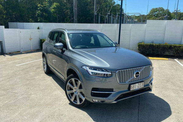 2018 MY19 Volvo XC90 L Series D5 Inscription Wagon Image 2