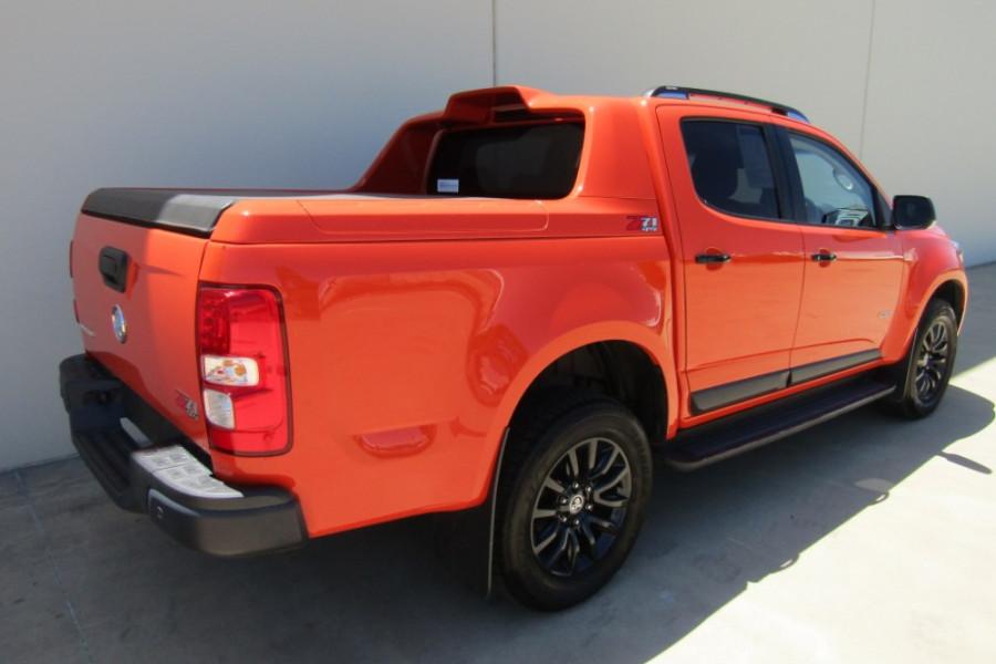 2018 MY19 Holden Colorado RG MY19 Z71 Utility