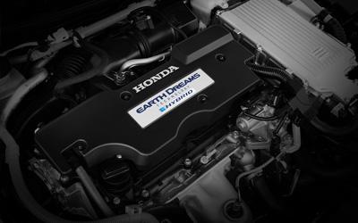 Accord Sport Hybrid Engine