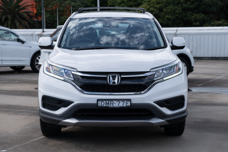2017 Honda CR-V VTi