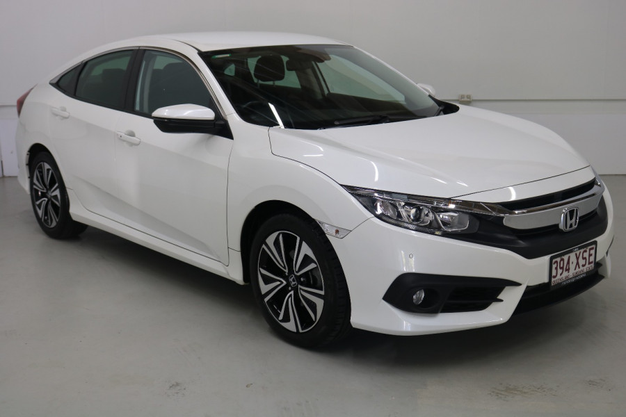 2017 Honda Civic 10TH GEN MY17 VTI-L Sedan