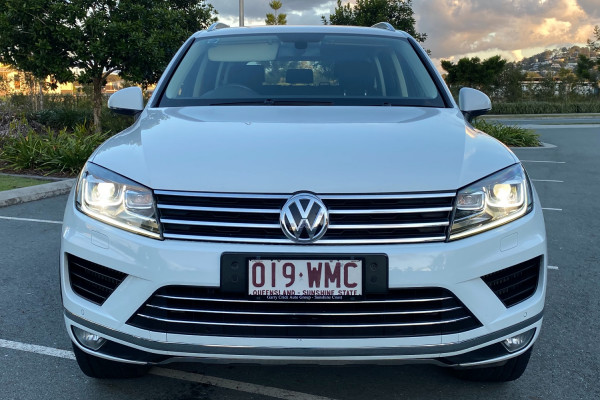 2016 Volkswagen Touareg 7P  V6 TDI Suv Image 2