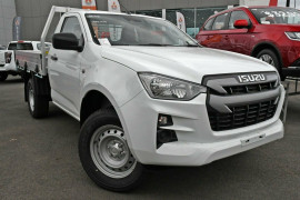 2020 MY21 Isuzu UTE D-MAX RG SX 4x2 Single Cab Chassis Cab chassis Mobile Image 1